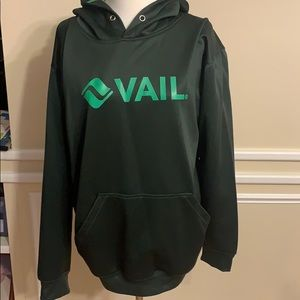 Men's Green Vail Sweatshirt